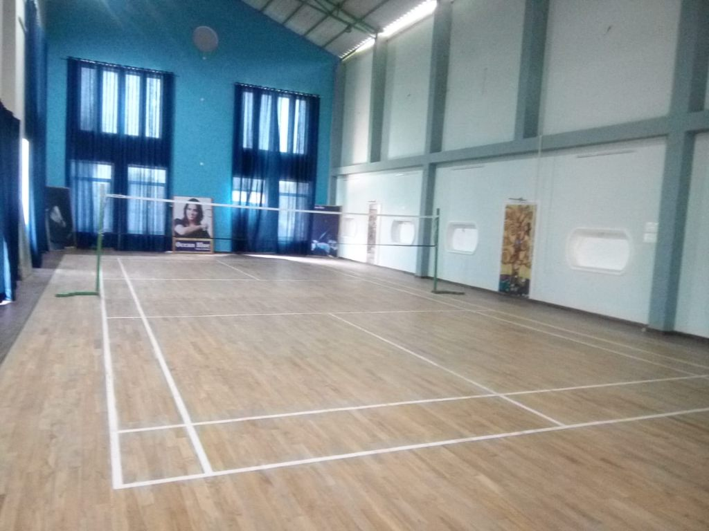 NGS SPORTS COURT