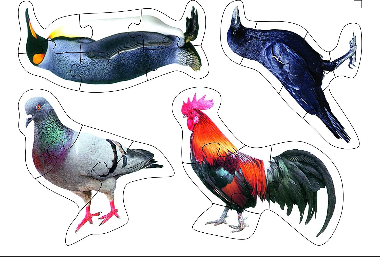Baby Birds Jigsaw Puzzle