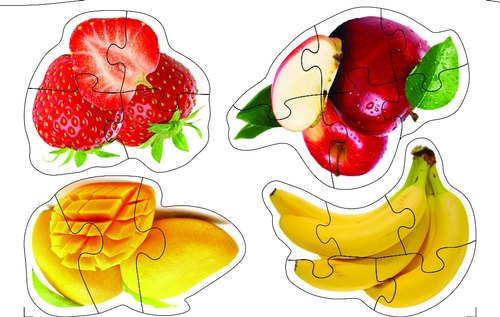 Baby Fruits Jigsaw Puzzle