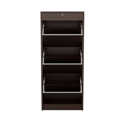 Godrej Alpha Three Tier Shoe Cabinet