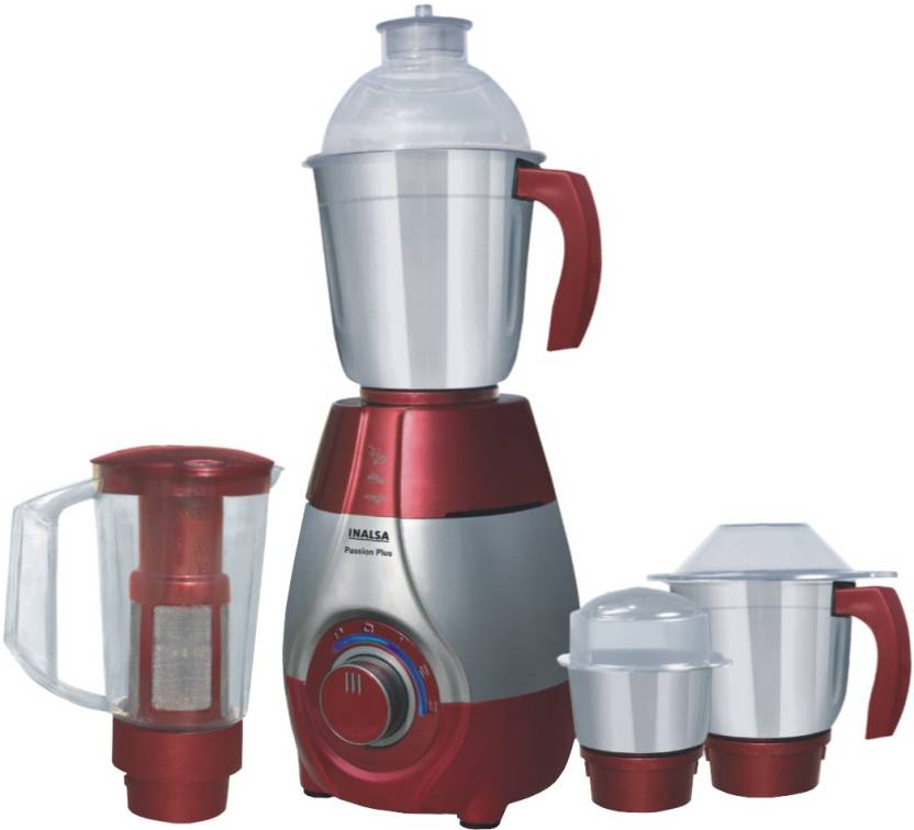 INALSA PASSION PLUS MIXER GRINDER 750 WATT