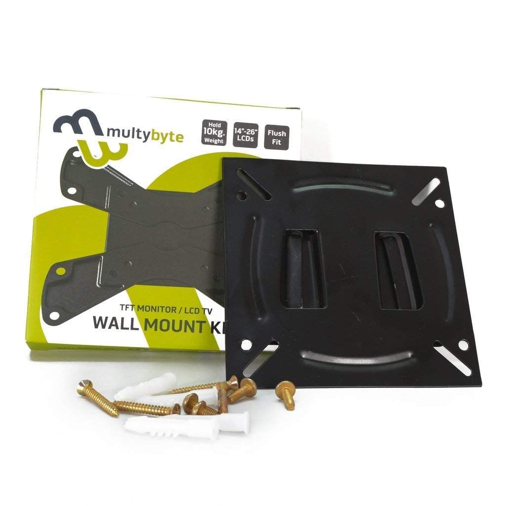 MINI LCD WALL MOUNT 14 TO 26 Inches Hold 10Kg Weight.