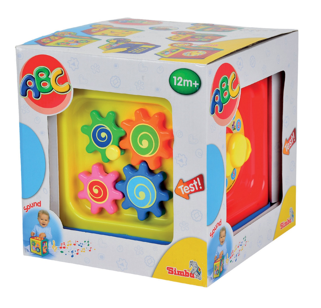 Simba Toy Play And Learn