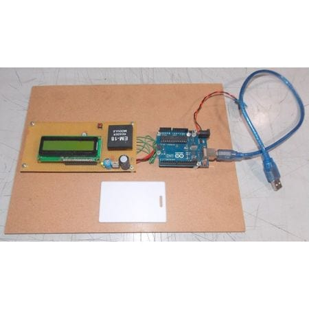 ARD-22- ARDUINO BASED RFID INVENTORY MANAGEMENT SYSTEM/Arduino Uno And  Raspberry Pi Based Projects - Arduino Uno and Raspberry Pi based projects -