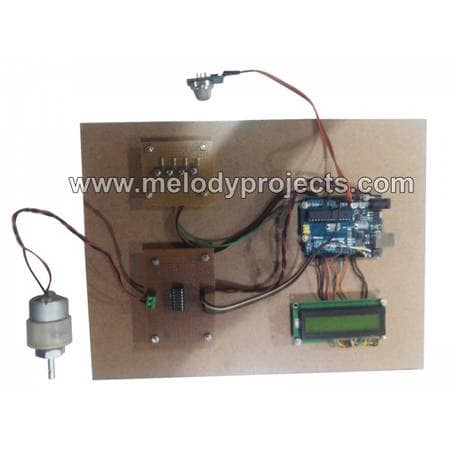 PLC-01- ARDUINO BASED CNG GAS DETECTOR WITH AUTO OFF/ Arduino Uno Based  Projects - PIC microcontroller projects - Melodys Hobby Centre