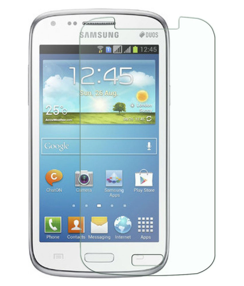 Samsung Galaxy Grand Quattro-i8552 Tempered Glass Screen Guard