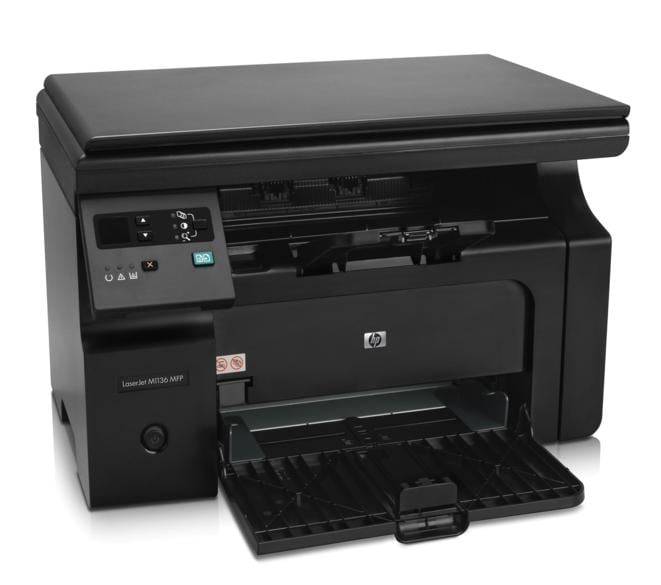 HP LaserJet 1136 Single Toner Multi-Function Printer