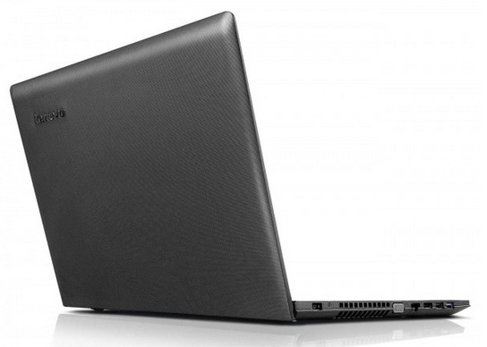 Lenovo G50-80 5th Generation Laptop Black [80E503FFIH]