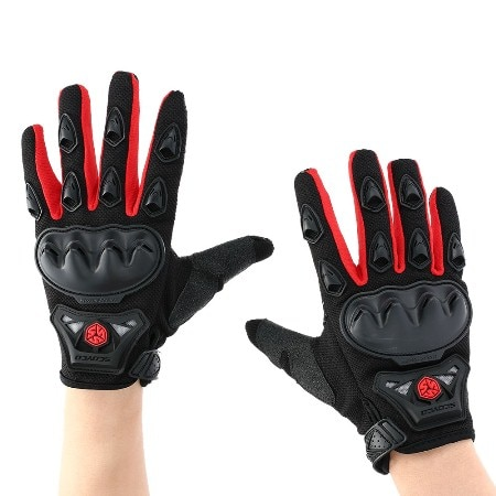 Glove - Scoyco MC29 (XL,Red)