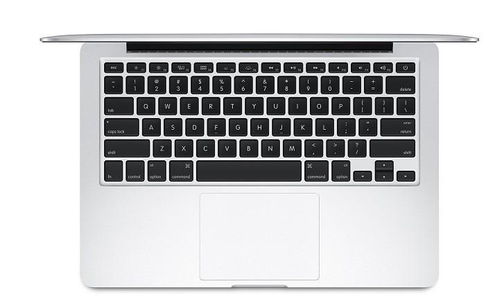 Apple MacBook Pro With Retina Display 34 Cm (13.3) Laptop (8 GB, 128 GB, Intel Core I5, OS X)