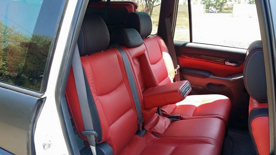 Ovion Seat Cover