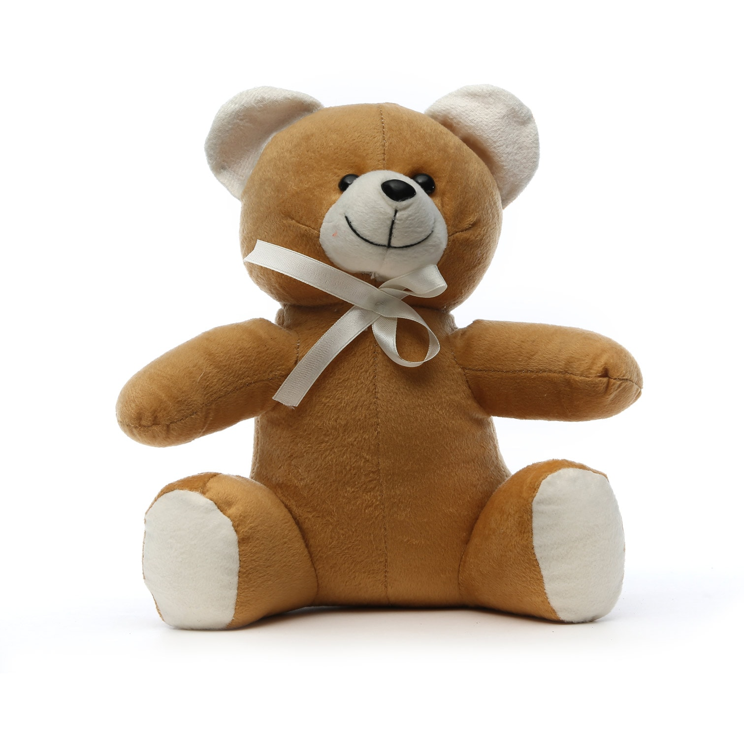 AT1105--BROWN TEDDY 28CM