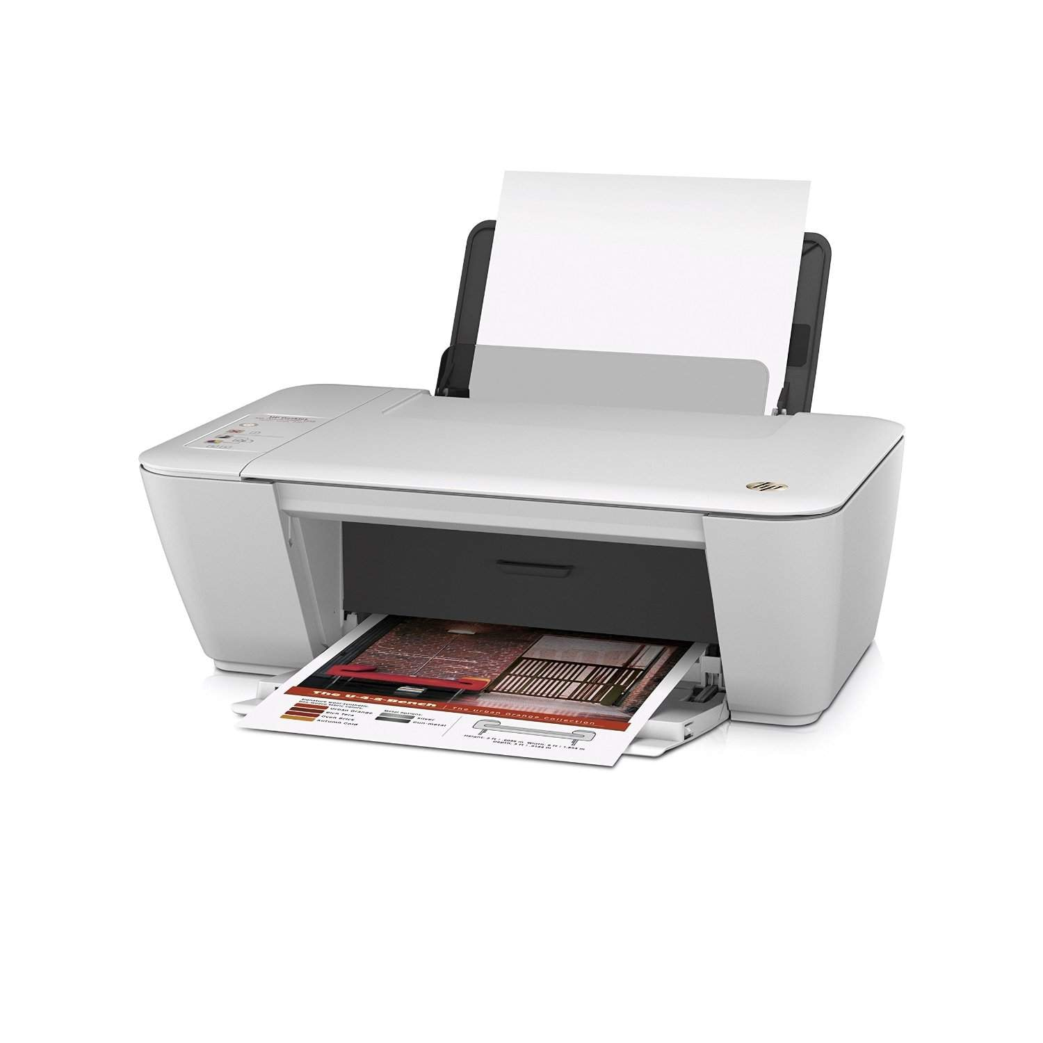 HP Deskjet Ink Advantage 1515 Multi-Function Color All In One Printer (White)