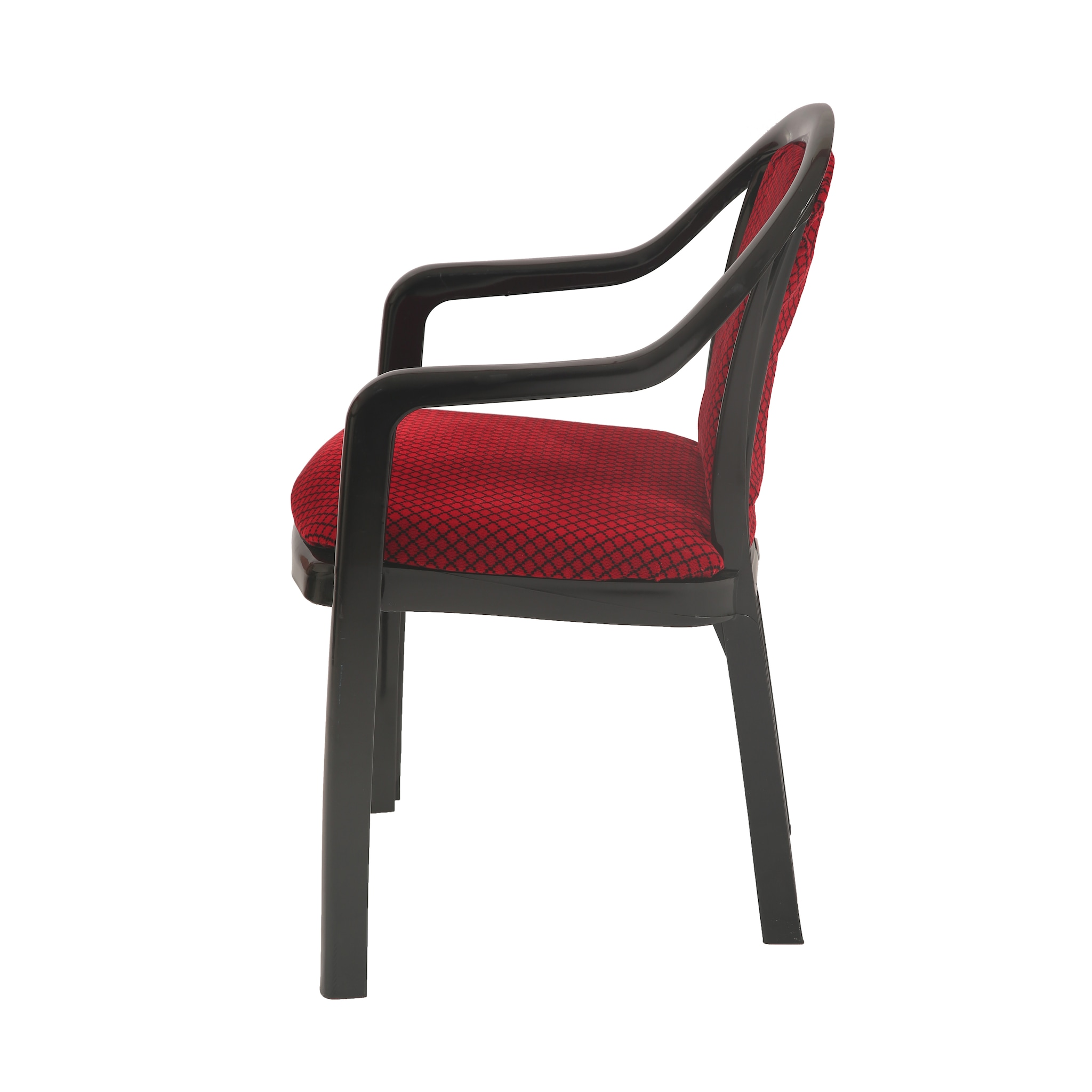 Ornate (Black-Red)