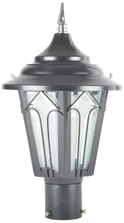 Glow Fixtures Garden Gate Light Fixture No. 520 -- Product Code: GL506ABD-REG