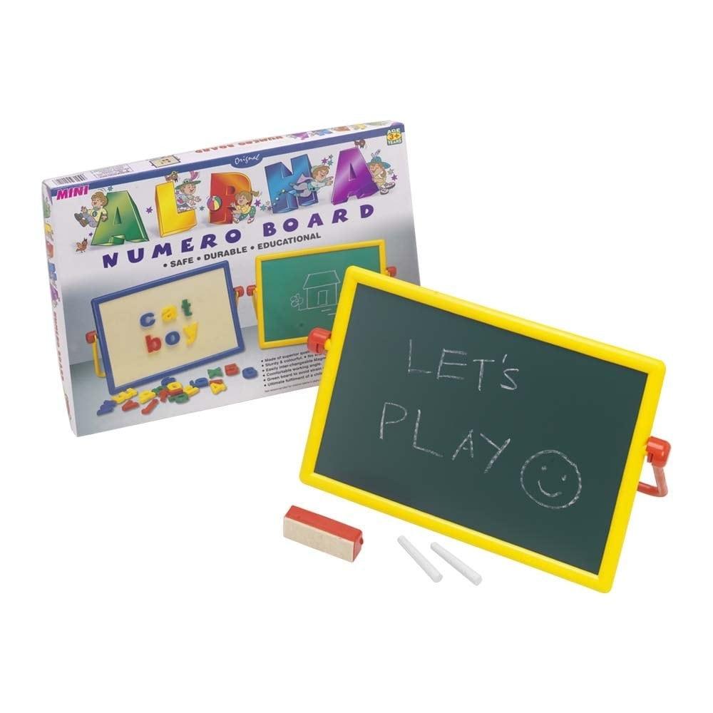 Zephyr Mini Alpha Numero Board