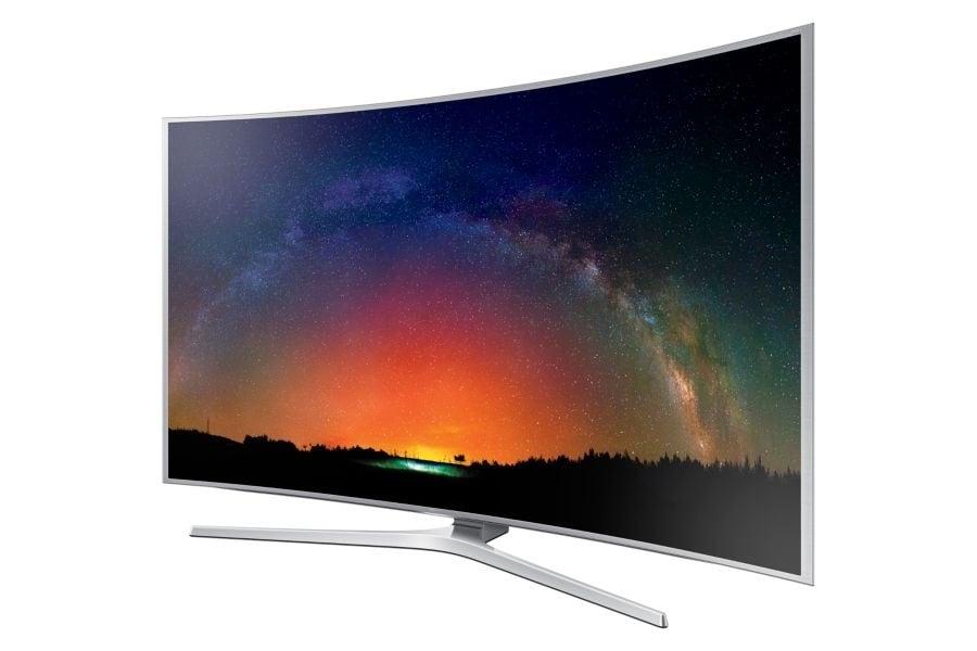 Samsung 140 Cm (55) Series 9 UA55JS9000KLXL Curved Television