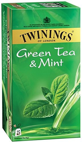 Twinings Mint Green Tea 25 Tbag
