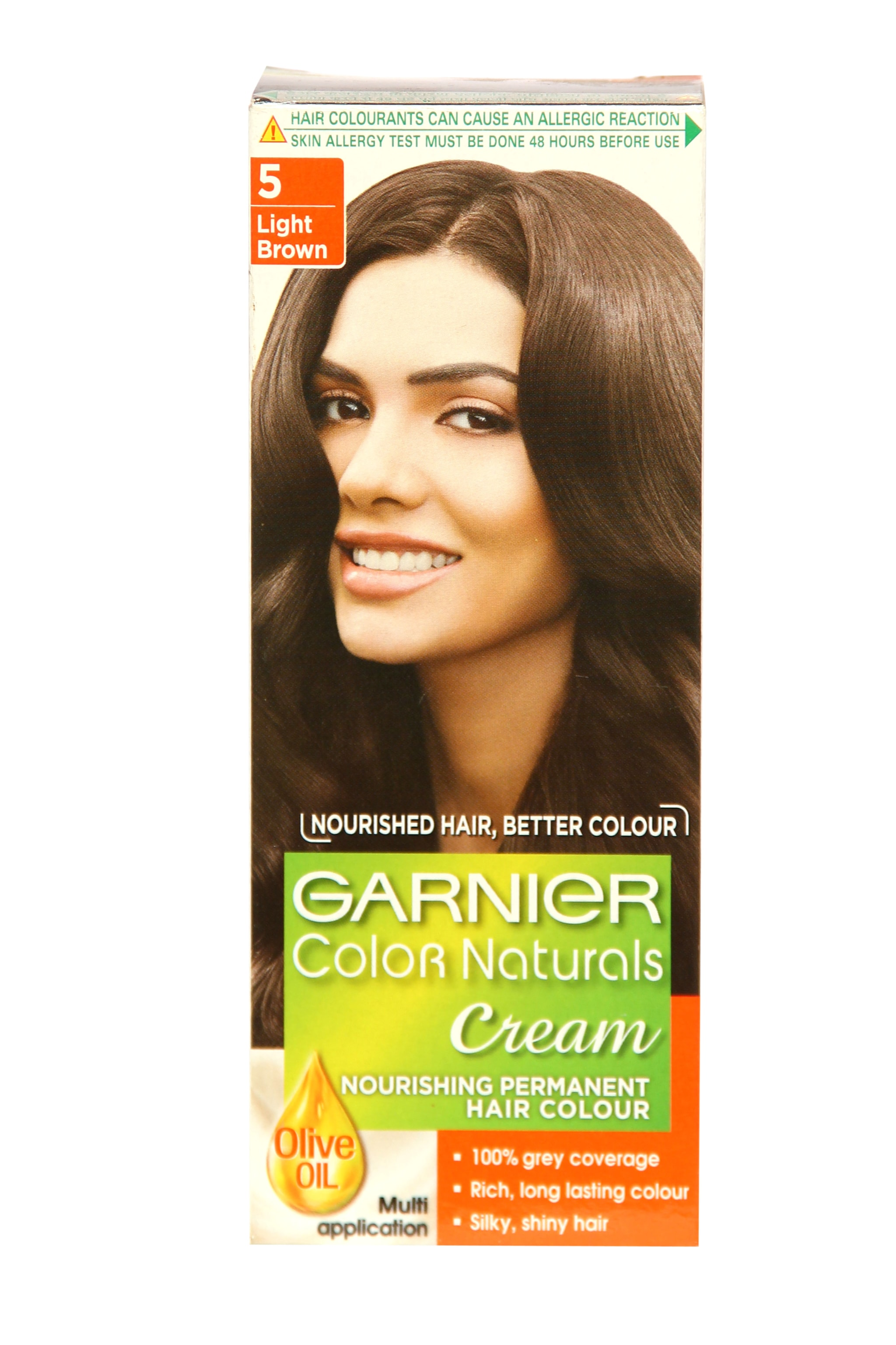 Garnier Color Naturals Light Brown Shade 5 Hair Color