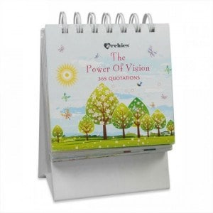 ARCHIES 365 QUOTATIONS [ THE POWER OF VISION ]