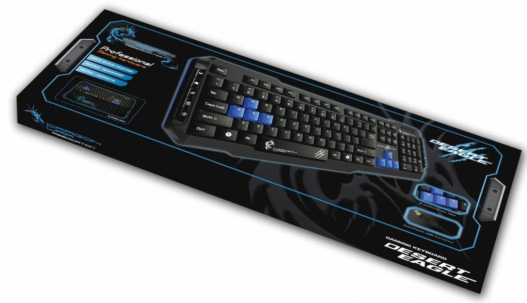Dragon War Gaming Keyboard [GK-001]