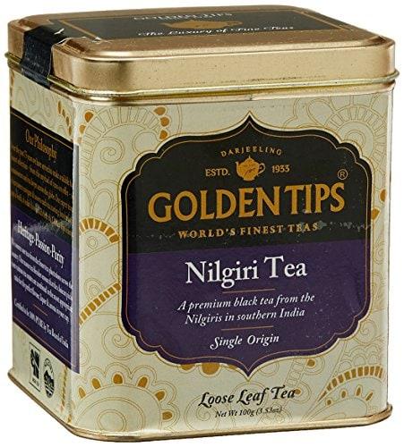 Golden Tips Nilgiri Tea 100 Gm