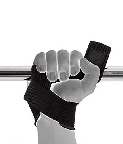 Kobo Pro Weight Lifting Wrap WTA-03 Black