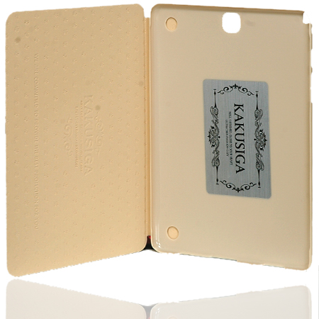 "KAKU FLIP COVER FOR SAMSUNG TAB A (9.7"") / T550 / T551 / T555 (GOLD)"