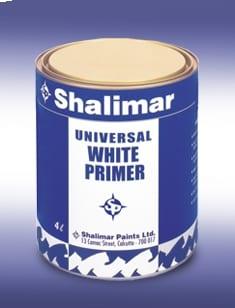 Shalimar Primer Universal White Interior Paint - (20 Litres)
