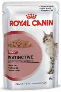 Instinctive 7+ (12 Pouches) X 85gms