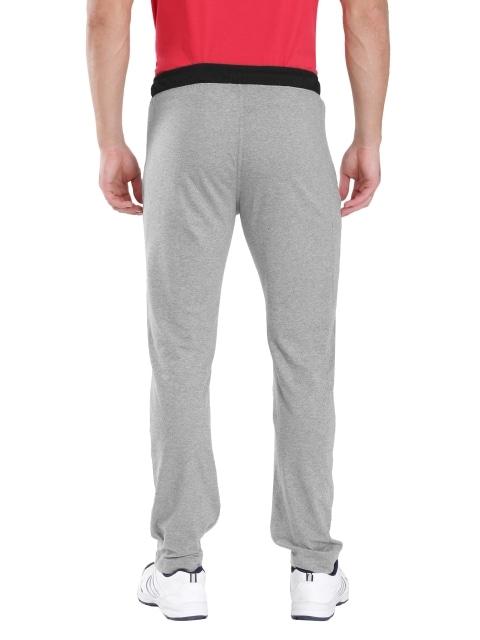 Jockey Charcoal Melange Track Pant (M,Grey Melange)