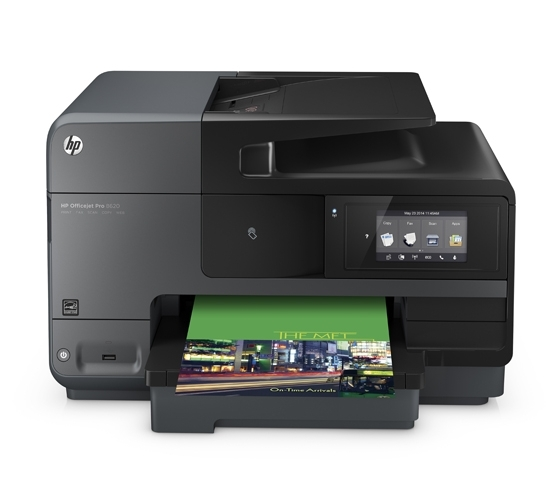 HP Officejet Pro 8620 E-All-in-One Printer [A7F65A]