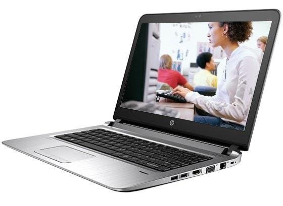 HP ProBook 440 G3 Notebook PC Metallic Gray [V3E81PA]