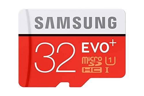 Samsung Evo 32GB Class 10 Micro SDHC Card Upto 80 Mbps Speed (With Adapter)