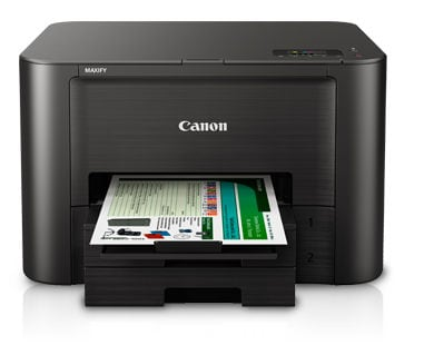 Canon MAXIFY Ib4070 Network Business Single Function Black