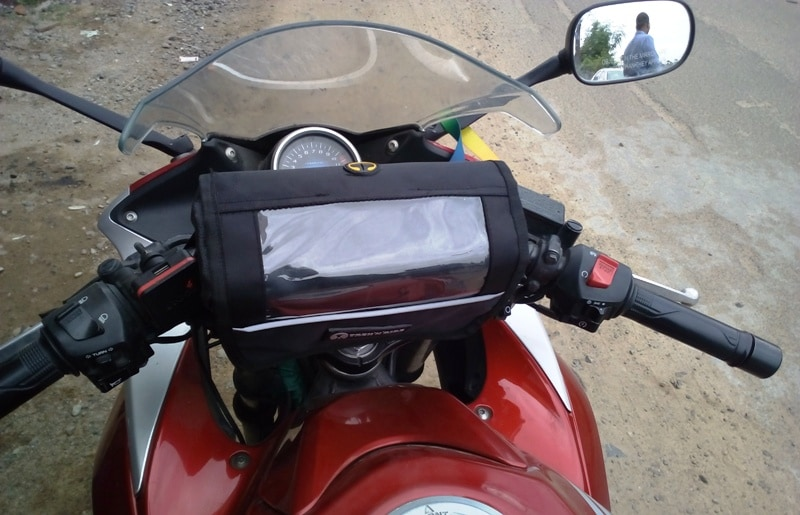 Mobilemate+ Motorcycle Mobile Bag
