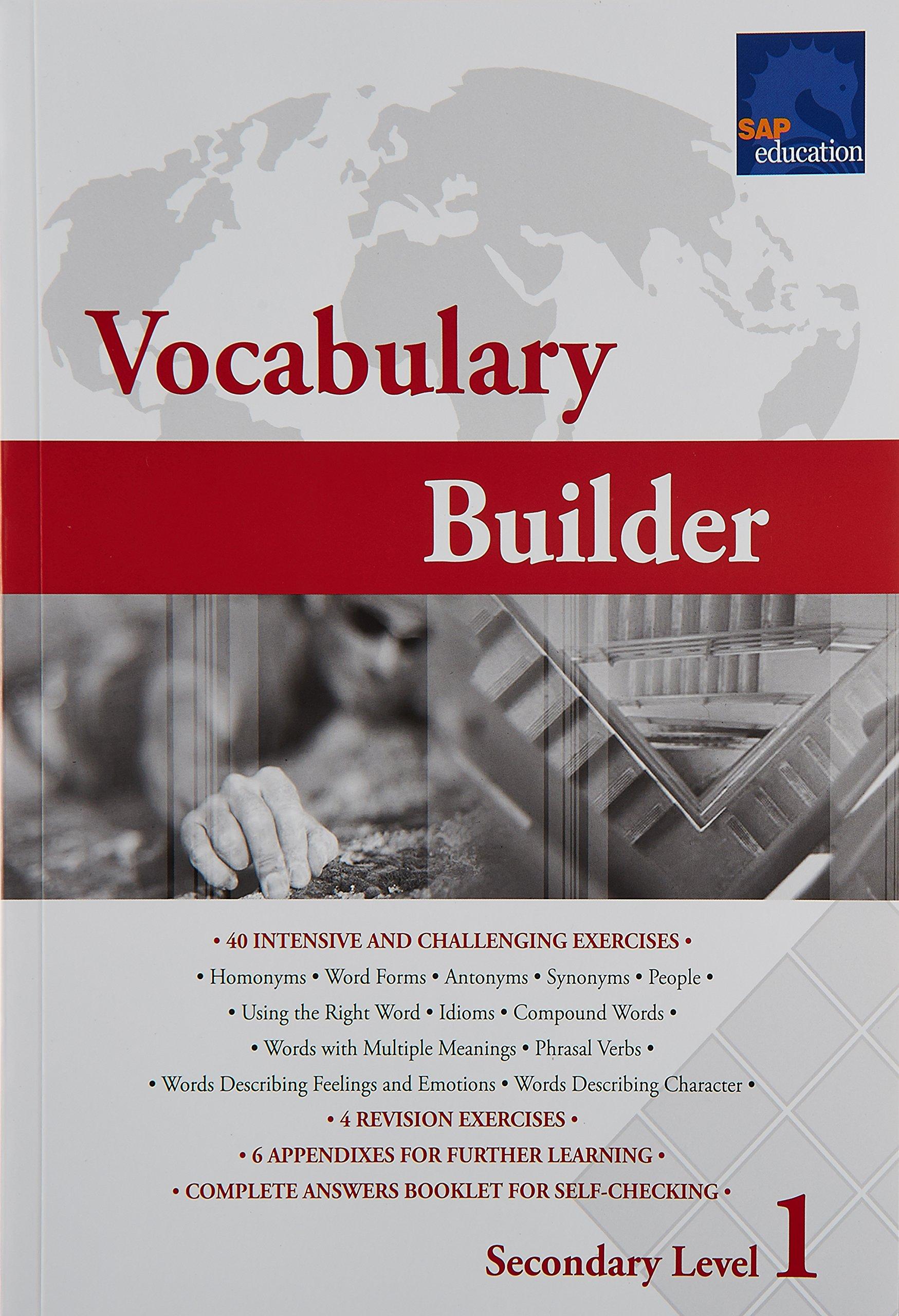 SAP Vocabulary Builder Secondary Level 1 [Paperback] [Jan 01, 2012] Peter Yam