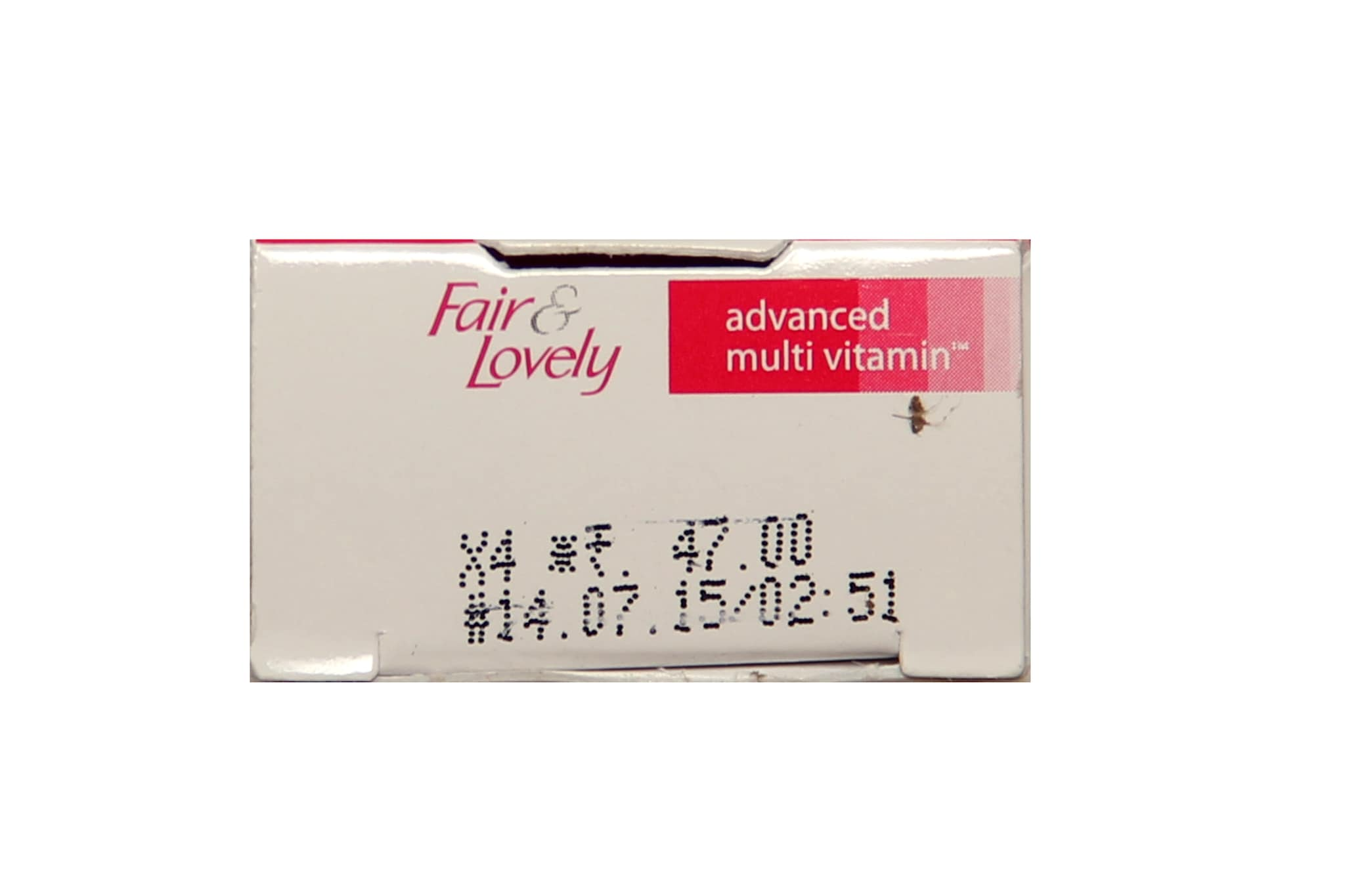 Fair&Lovely Advanced Multi-Vitamin Fairness Cream