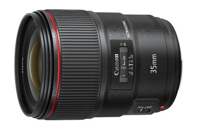 Canon EF 35mm F 1.4L II USM Wide-angle Lens