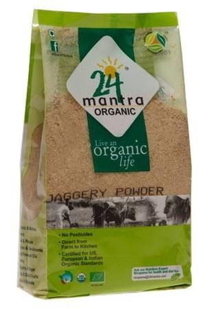 24 Mantra Organic Jaggery Powder - Jaggery - JOTHIVIRUTCHAM