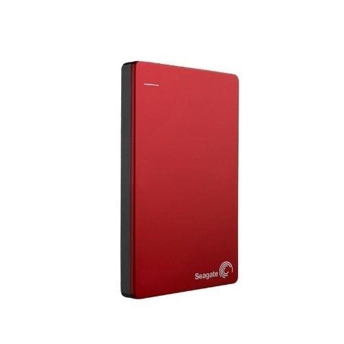 Seagate 1TB Backup Plus Slim Portable Hard Drive Red [STDR1000303]