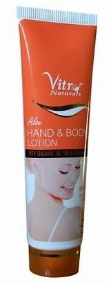 Vitro Naturals Aloe Hand & Body Lotion