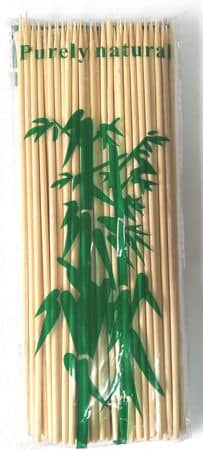 Wooden Toothpick 6 Inch