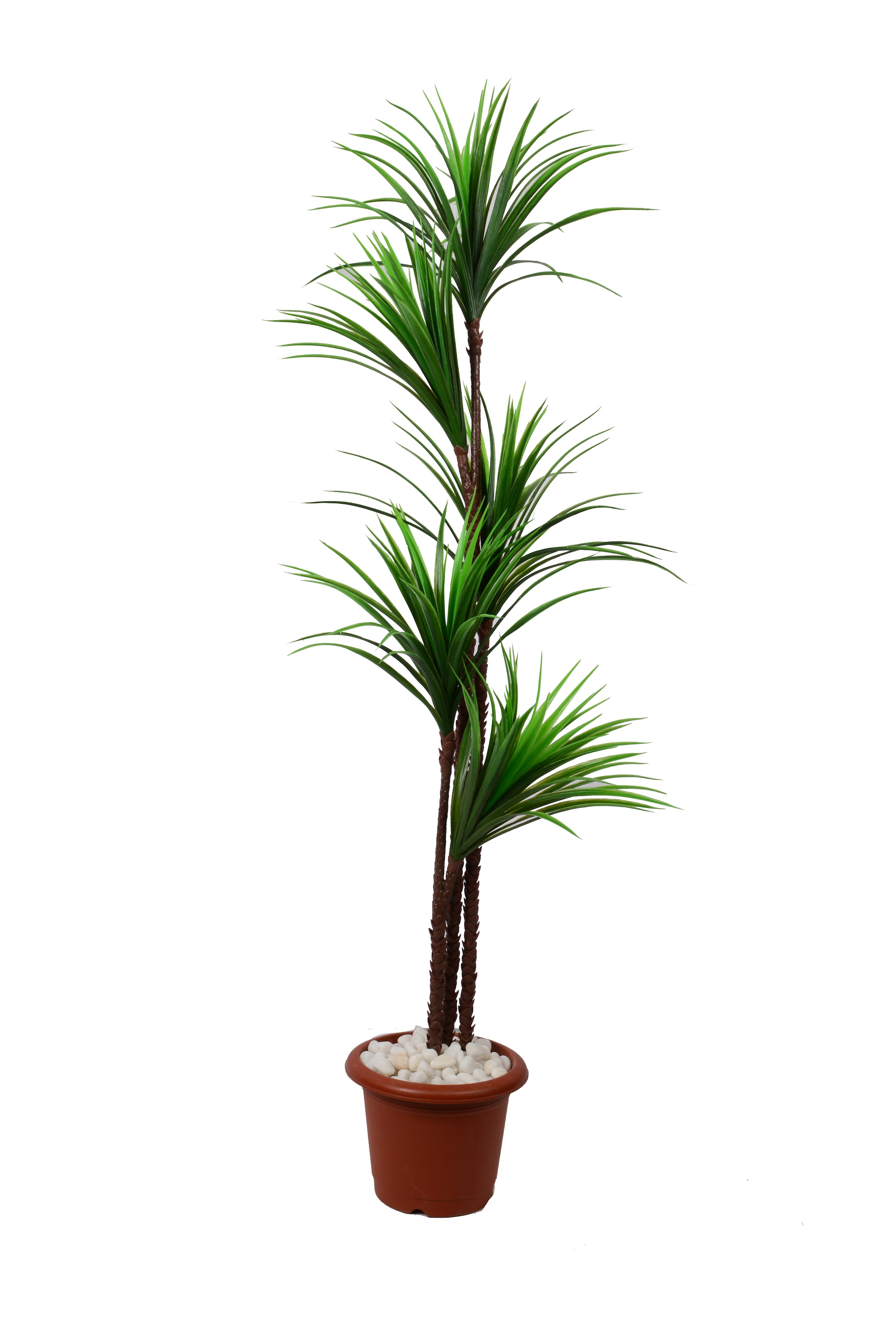 Artificial 5 In 1 Yucca Plant  N158C1