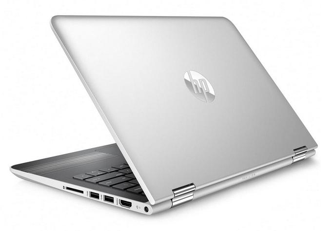 HP Pavilion X360 - 11-u107tu Z4Q48PA 29 Cm (11.6) Laptop (4 GB, 1 TB, Intel Core I3, Windows 10 Home)