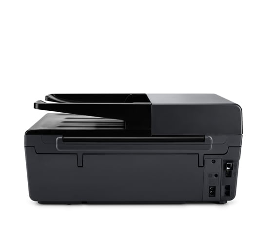 HP Officejet Pro 6830 Multi-Function Color All In One Printer (Black)