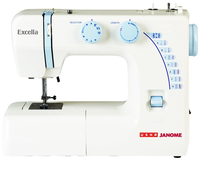 Usha Janome Excella Sewing Machine