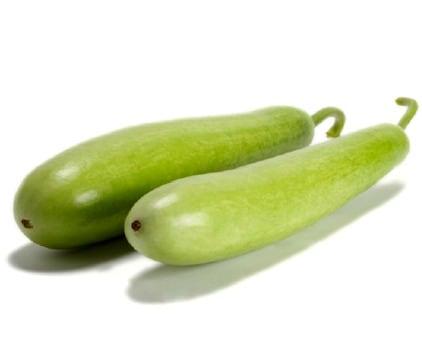 Bottle Gourd/ Dudhi/ Lauki - Kedia Farm Fresh (Weight Can Vary)