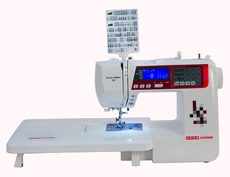 Usha Janome Dream Maker 120 Sewing Machine