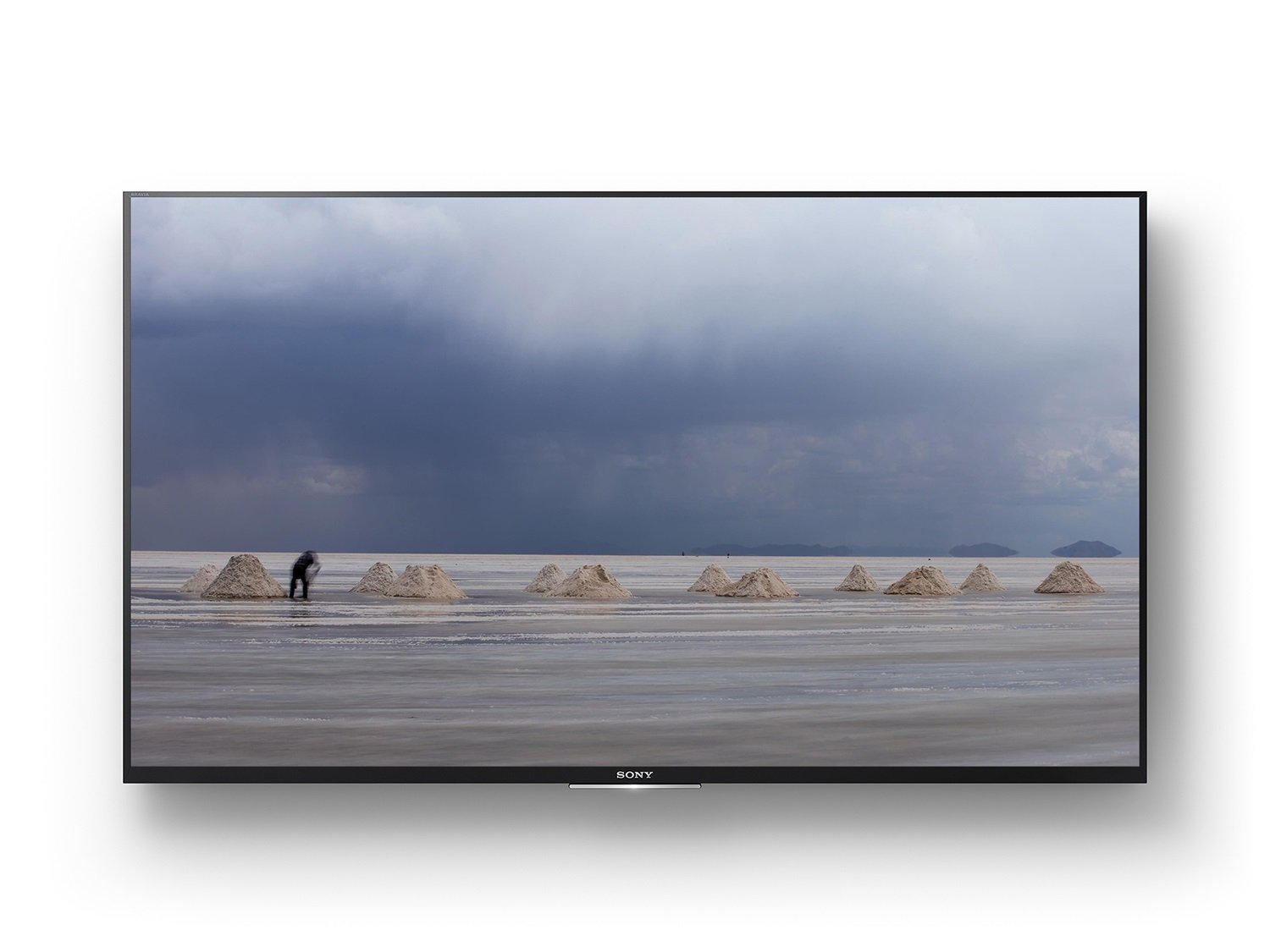 Sony Bravia KDL-55W800D 139cm (55 Inches) Full HD 3D Android LED TV